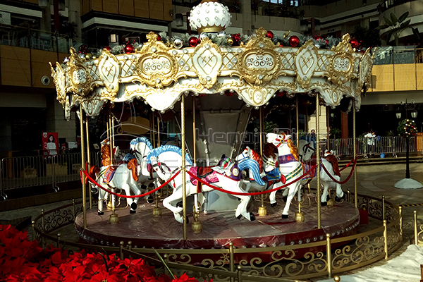 Mobile Carousel Horse Rides for Sale