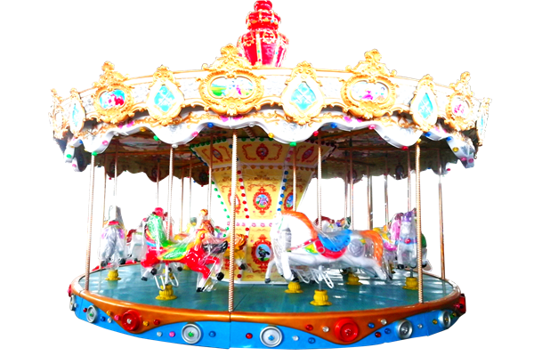 Santa Carousel Horse Rides for Sale