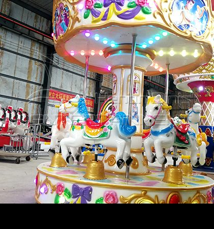 coin operated carousel rides for sale