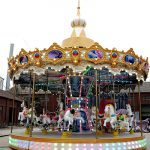 Flying Horse Merry Go Round
