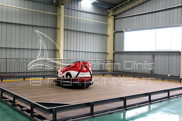 indoor floor pick-up system electric hitting autos for hot sale Dinis