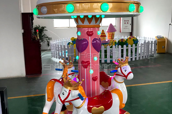 kids carnival carousel customized