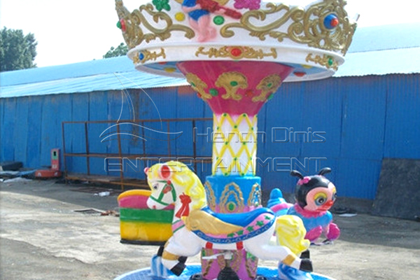 small full size carnival galloper